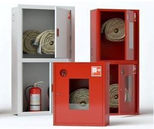 Пожарные шкафы