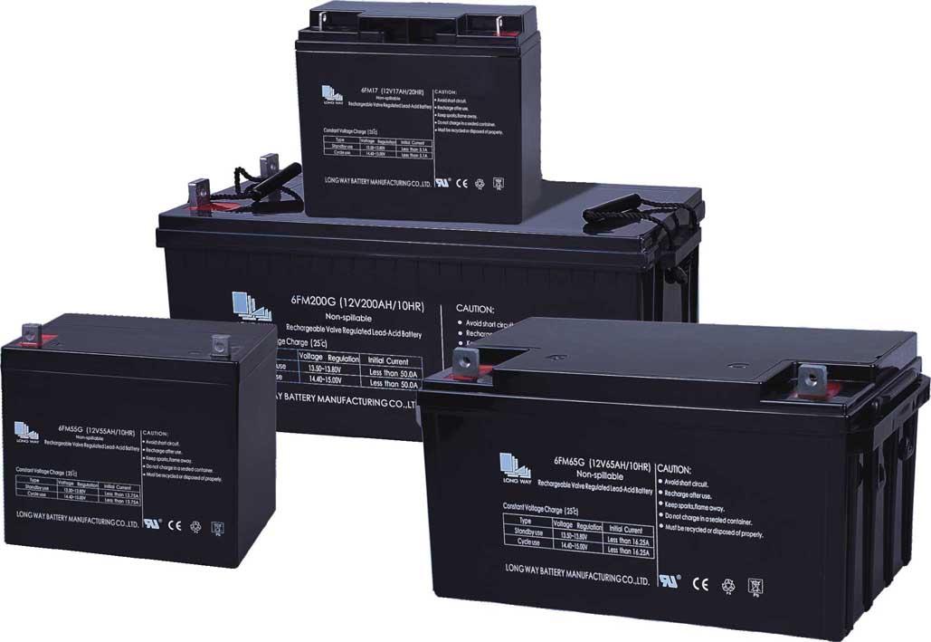 Аккумуляторные батареи, блоки питания и компоненты