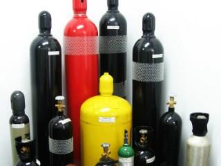 Бутылки для технических газов